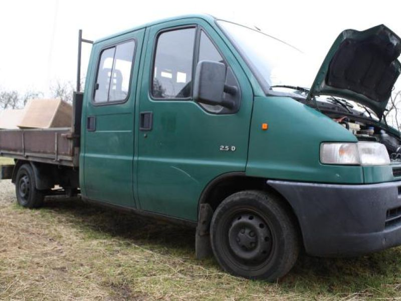 citroen jumper 2 5d ladbil for sale retrade offers used machines vehicles equipment and. Black Bedroom Furniture Sets. Home Design Ideas