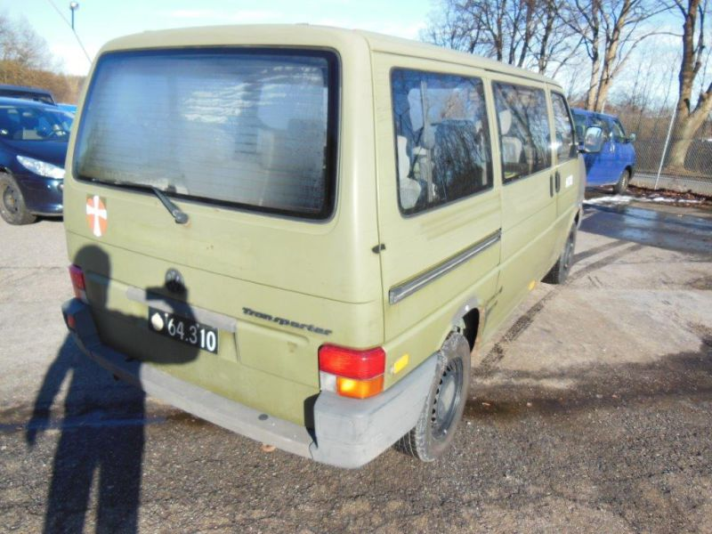 VW Transporter 2,4 / Army equipment - 5