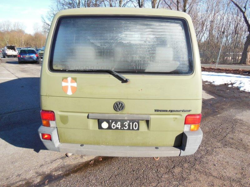 VW Transporter 2,4 / Army equipment - 6