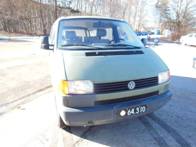 VW Transporter 2,4 / Army equipment - 17