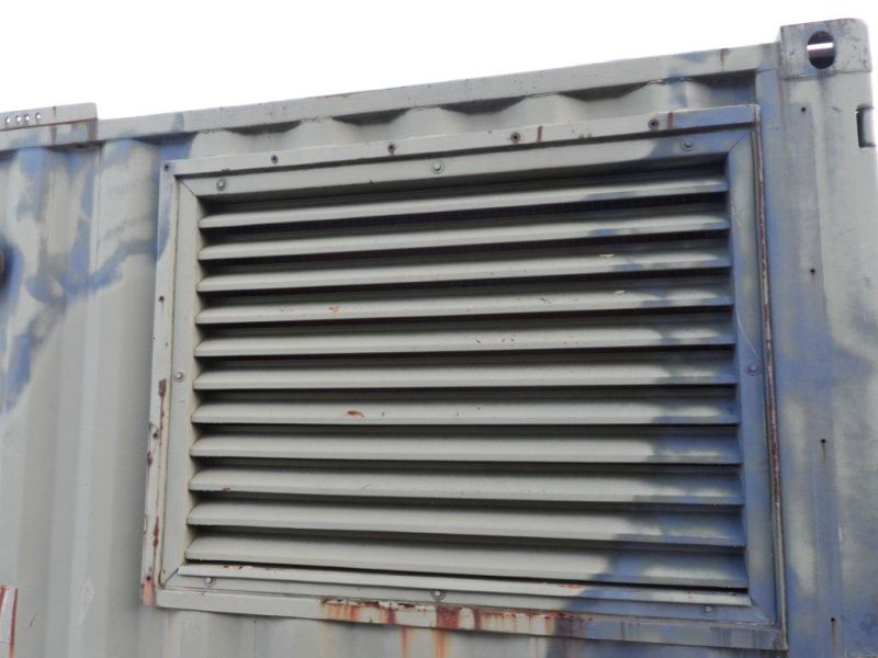 20 fods container med 2 stk. 60 kW Type-09D generatorer - 7