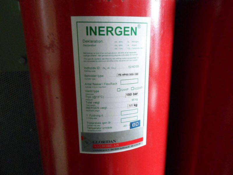 20 fods container med 2 stk. 60 kW Type-09D generatorer - 20