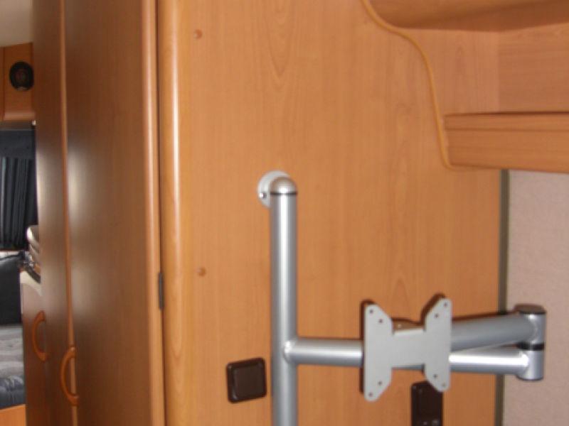 Campingvogn Kabe Ametist Zip Markise Med Sider Og Front