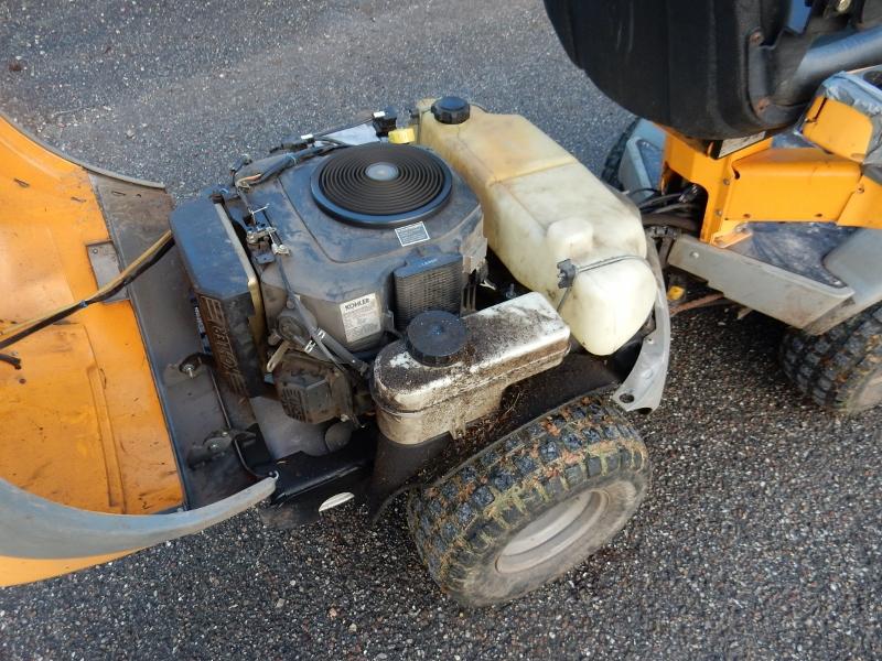 Stiga Park pro 25 4WD plæneklipper / Stiga Park Pro 25 4WD lawnmover til salg. På Retrade kan du ...