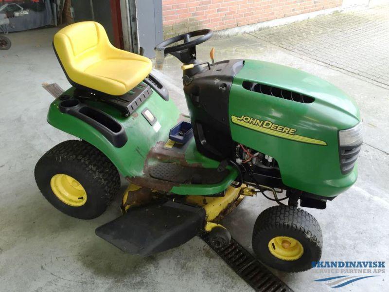 John Deere L 105 havetraktor. for sale. Retrade offers used machines, vehicles, equipment and ...