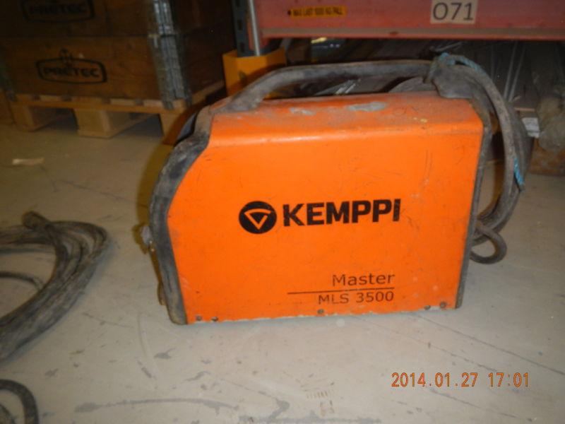 master welding machine