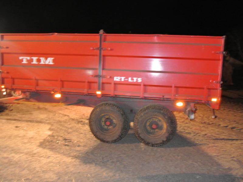 TIM tipvogn 12 tons / TIM tipper 12 tons til salg. På Retrade kan du købe brugt udstyr, maskiner ...