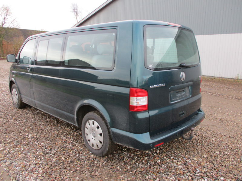 VW Caravelle 2,5 TDI mini bus - 4