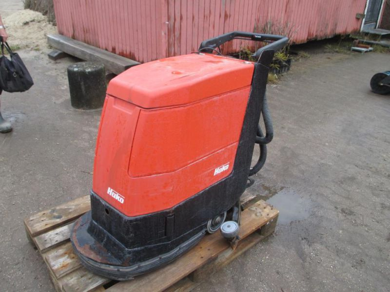 Hako Hakomatic E/B 450/530 gulv vasker / Floor cleaning machine - 1