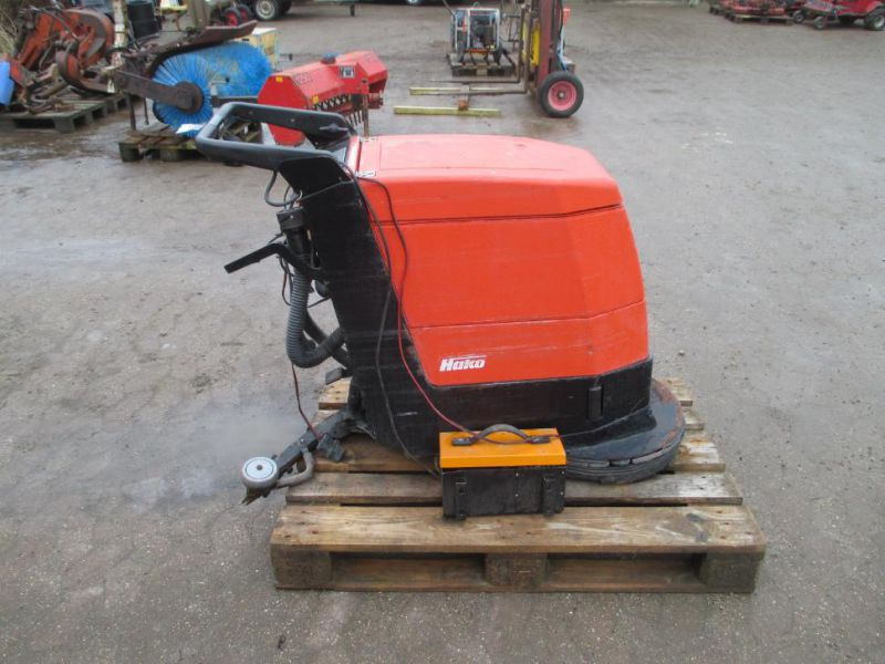 Hako Hakomatic E/B 450/530 gulv vasker / Floor cleaning machine - 2