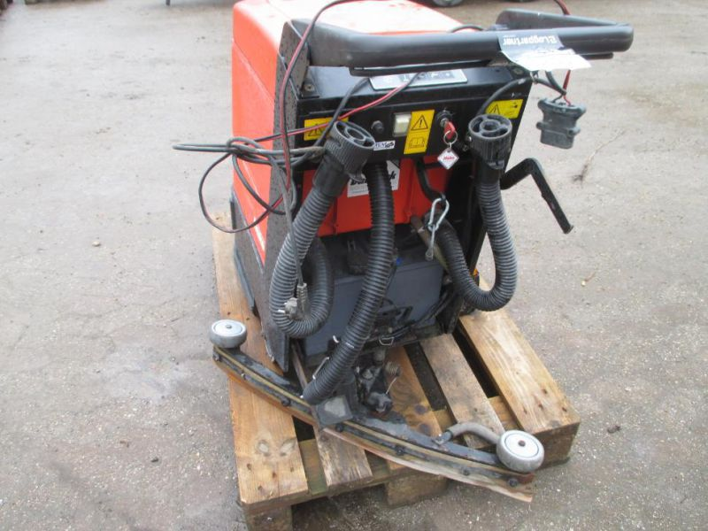 Hako Hakomatic E/B 450/530 gulv vasker / Floor cleaning machine - 4