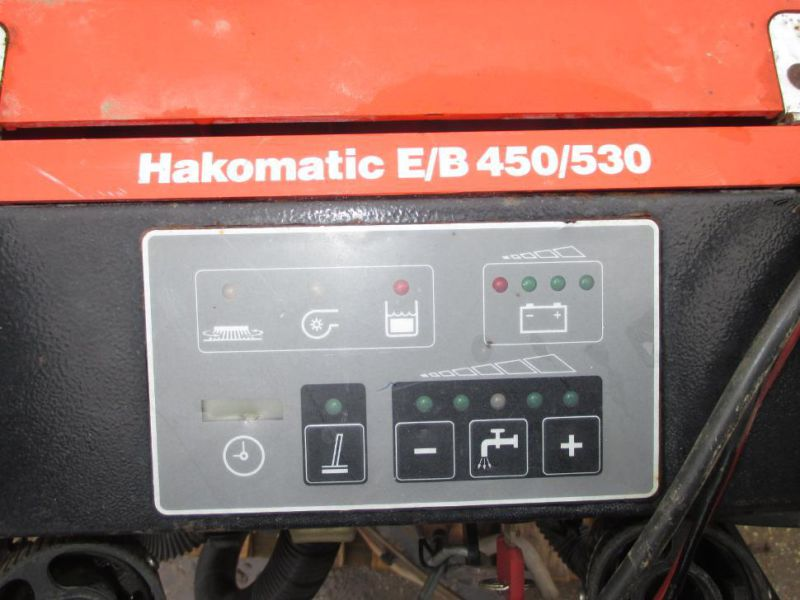 Hako Hakomatic E/B 450/530 gulv vasker / Floor cleaning machine - 8