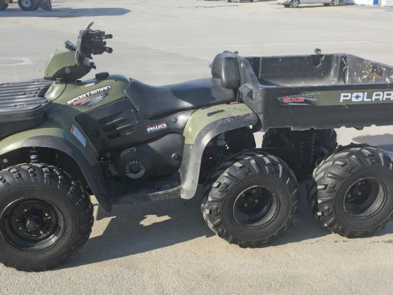 ATV Polaris Sportsman 500 6x6 - 0