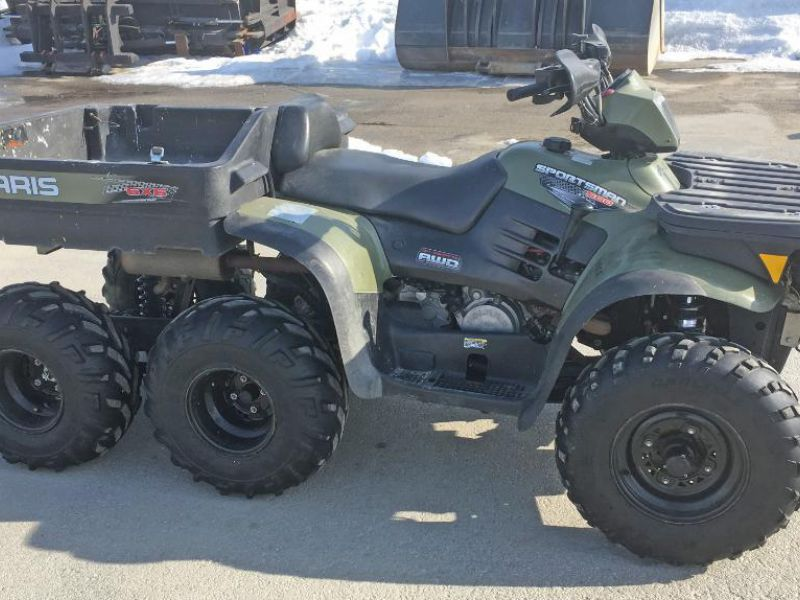 ATV Polaris Sportsman 500 6x6 - 1