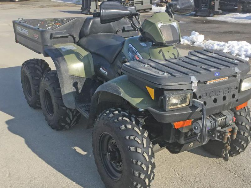 ATV Polaris Sportsman 500 6x6 - 2