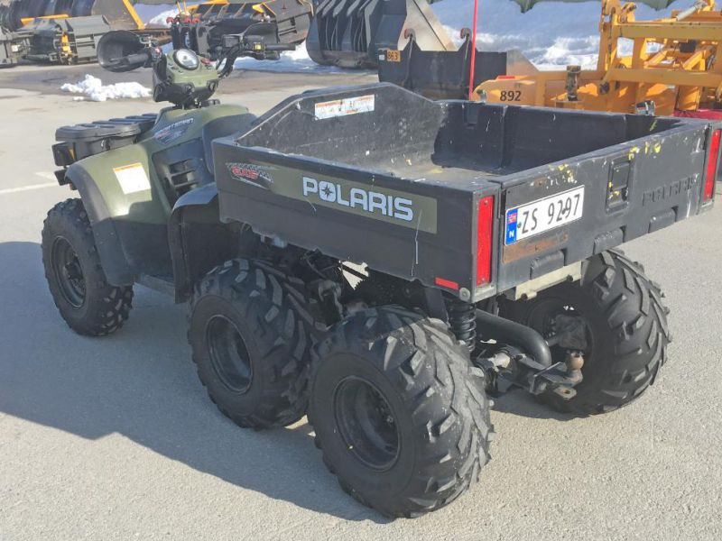 ATV Polaris Sportsman 500 6x6 - 3