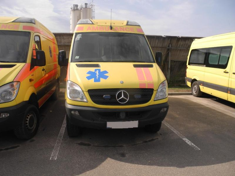 Mercedes Benz Sprinter 316 4x4. Ambulance. - 2