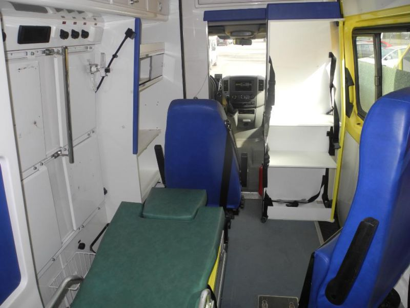 Mercedes Benz Sprinter 316 4x4. Ambulance. - 17