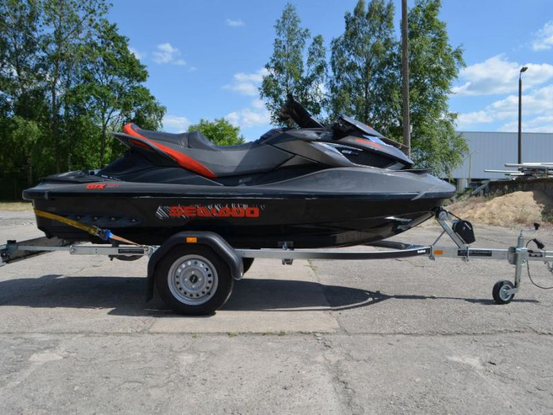 2013 Sea-Doo/BRP GTX LIMITED IS 260 - 3