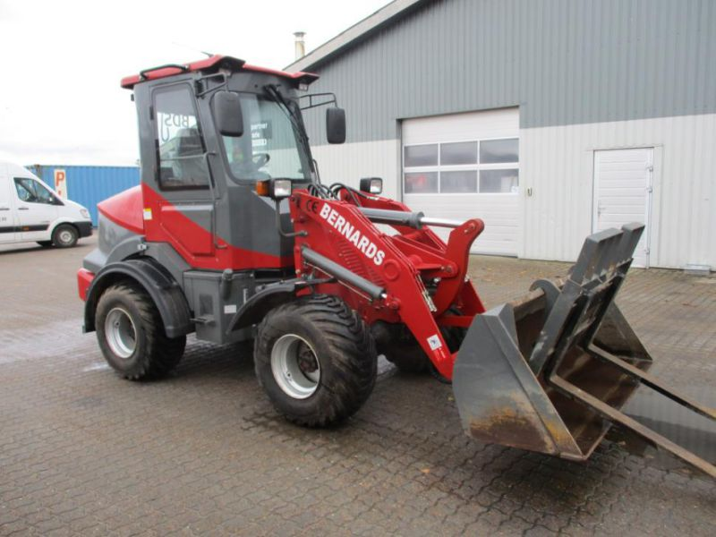 Bernards W1600C Minilæsser / Mini Loader - 0