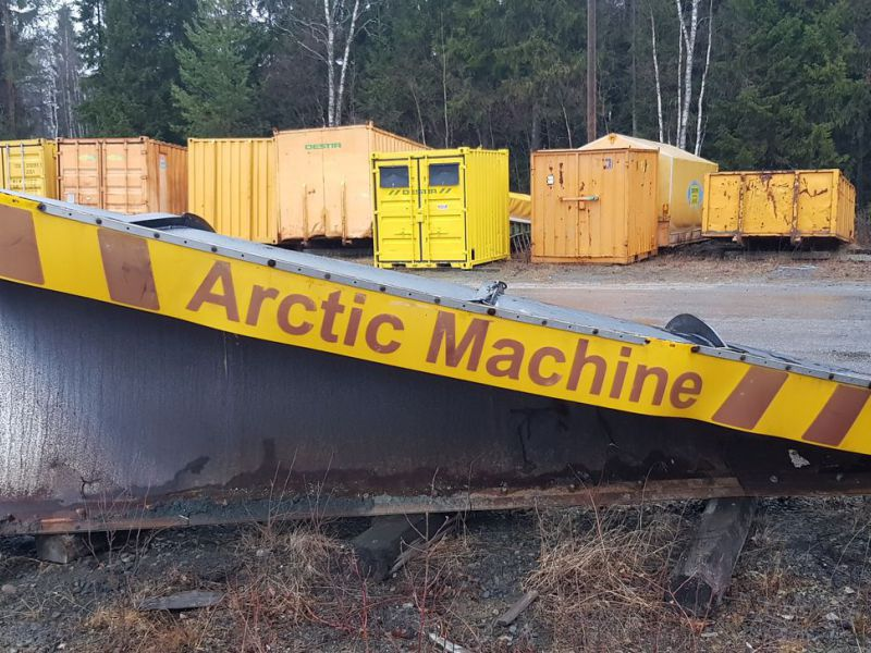 Arctic Machine Plow - 0