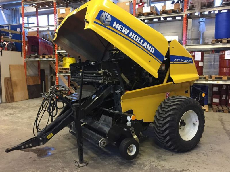 New Holland RB125 2016 - 0