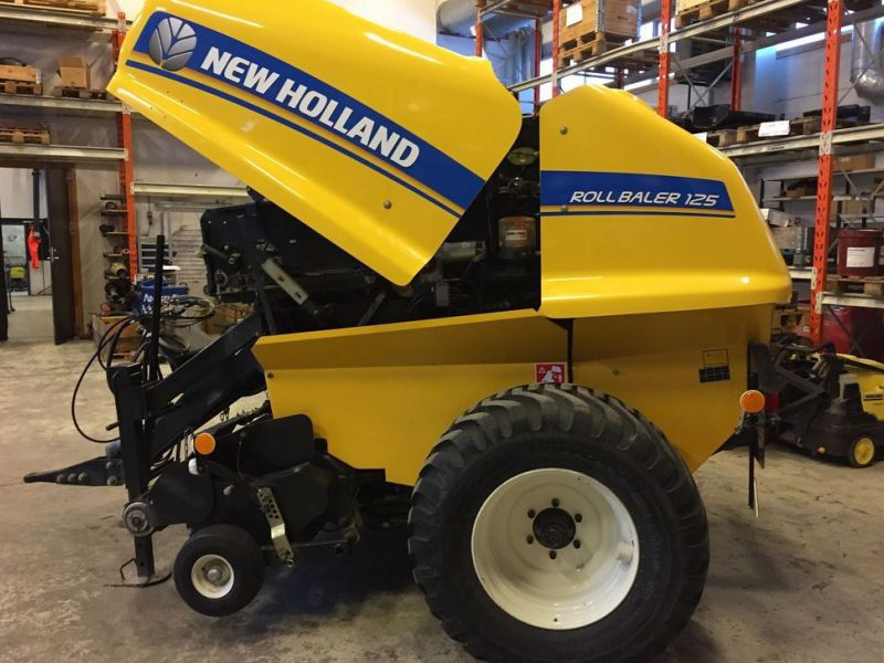 New Holland RB125 2016 - 4