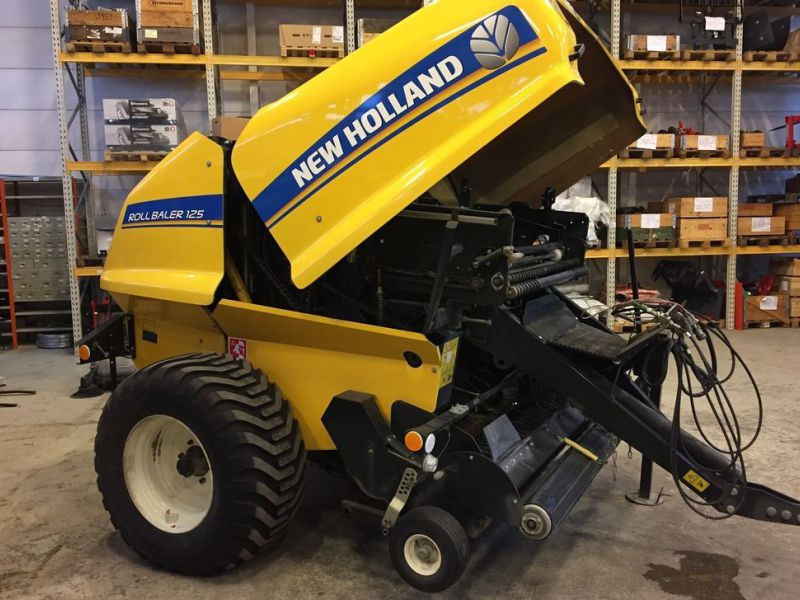 New Holland RB125 2016 - 6
