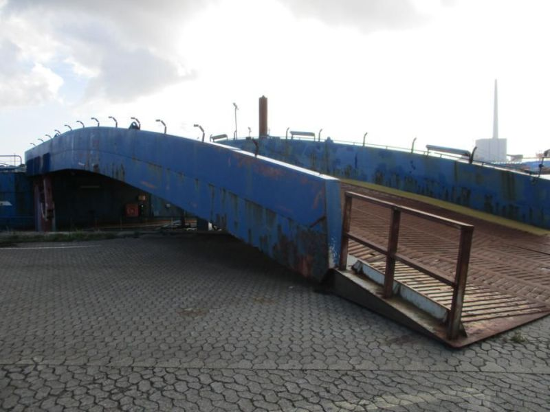 Rampe RoRo flydende / Floating RoRo Ramp - 2
