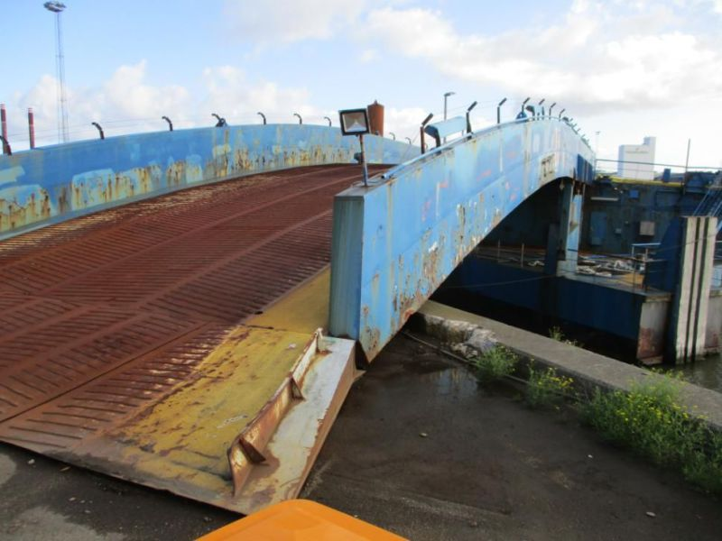 Rampe RoRo flydende / Floating RoRo Ramp - 3