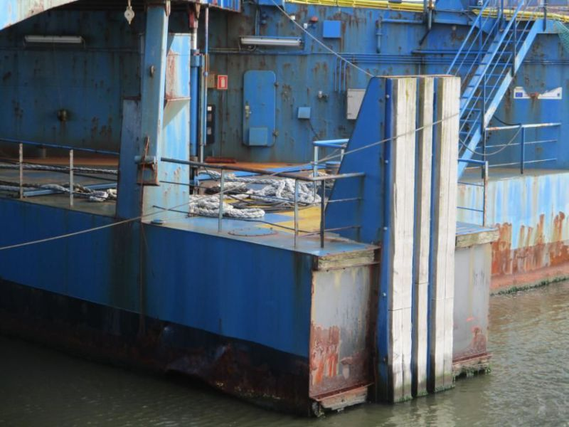 Rampe RoRo flydende / Floating RoRo Ramp - 4