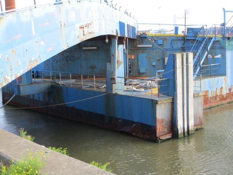 Rampe RoRo flydende / Floating RoRo Ramp - 6