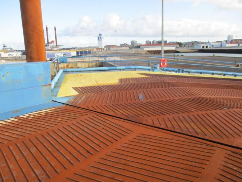 Rampe RoRo flydende / Floating RoRo Ramp - 9