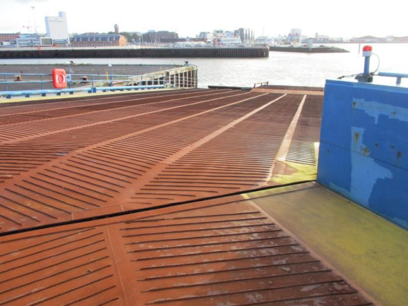 Rampe RoRo flydende / Floating RoRo Ramp - 10
