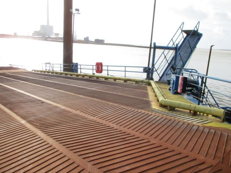 Rampe RoRo flydende / Floating RoRo Ramp - 11