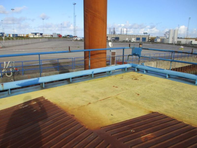 Rampe RoRo flydende / Floating RoRo Ramp - 12