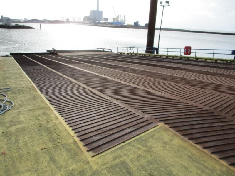 Rampe RoRo flydende / Floating RoRo Ramp - 14