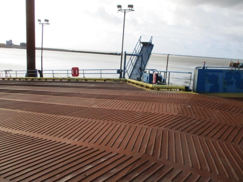 Rampe RoRo flydende / Floating RoRo Ramp - 15