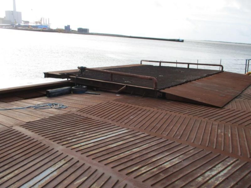 Rampe RoRo flydende / Floating RoRo Ramp - 18