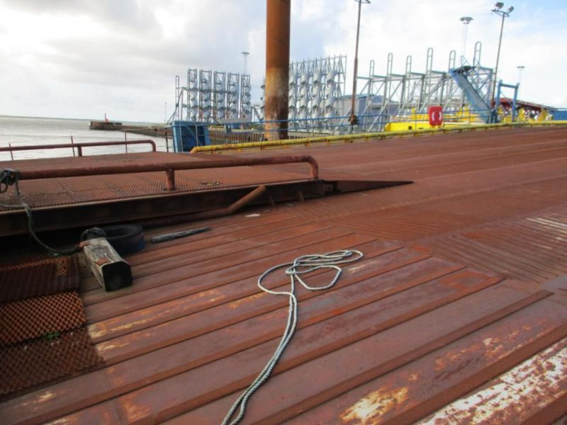 Rampe RoRo flydende / Floating RoRo Ramp - 20