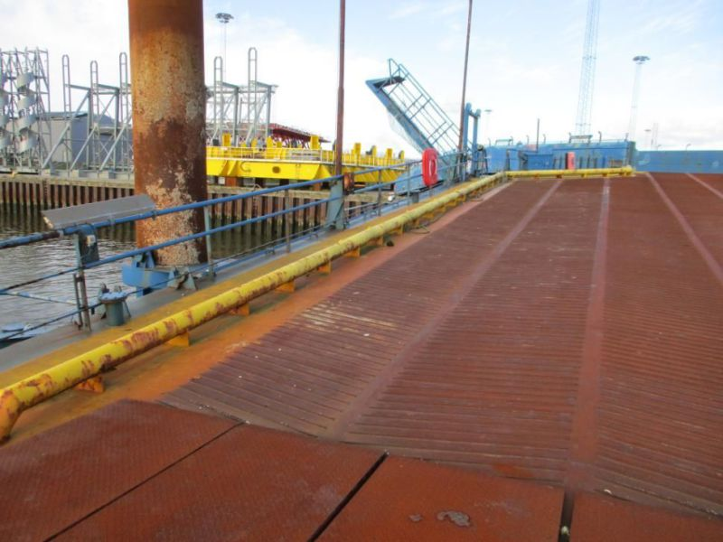 Rampe RoRo flydende / Floating RoRo Ramp - 21