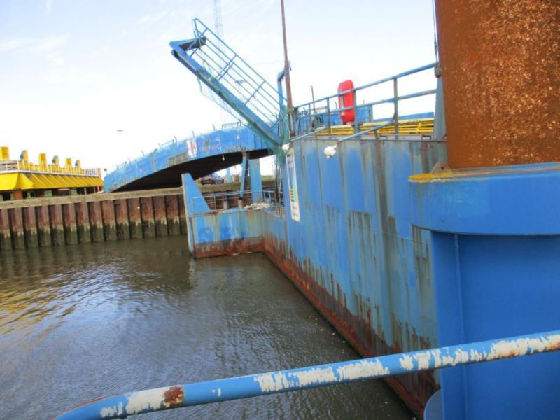 Rampe RoRo flydende / Floating RoRo Ramp - 26