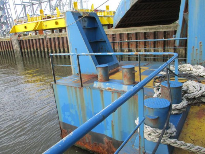 Rampe RoRo flydende / Floating RoRo Ramp - 30