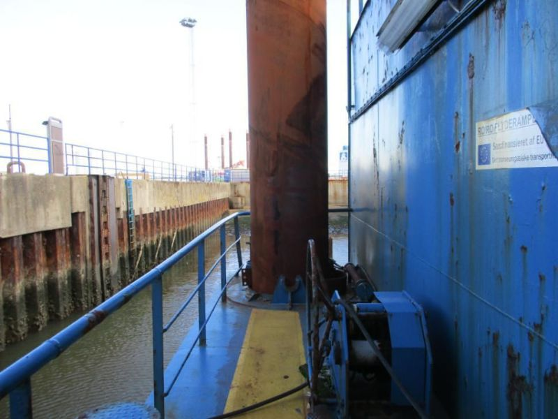 Rampe RoRo flydende / Floating RoRo Ramp - 39