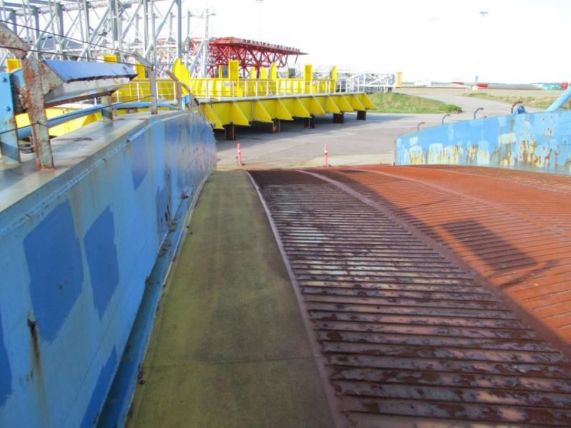 Rampe RoRo flydende / Floating RoRo Ramp - 69