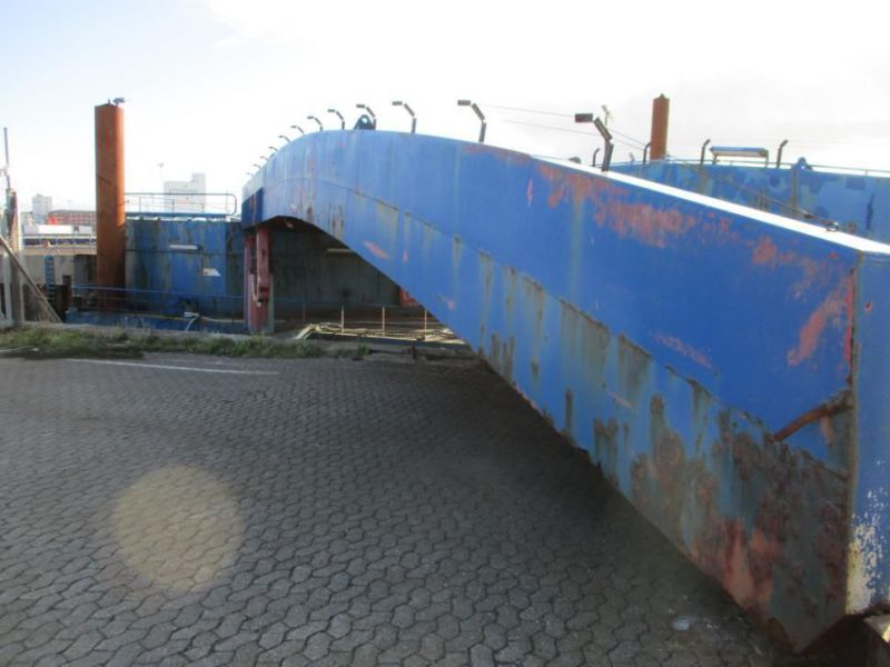 Rampe RoRo flydende / Floating RoRo Ramp - 70