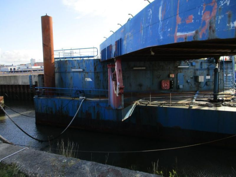 Rampe RoRo flydende / Floating RoRo Ramp - 71