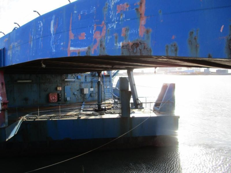Rampe RoRo flydende / Floating RoRo Ramp - 72