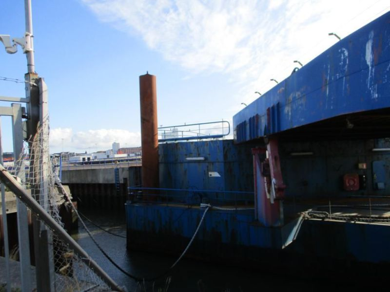 Rampe RoRo flydende / Floating RoRo Ramp - 73