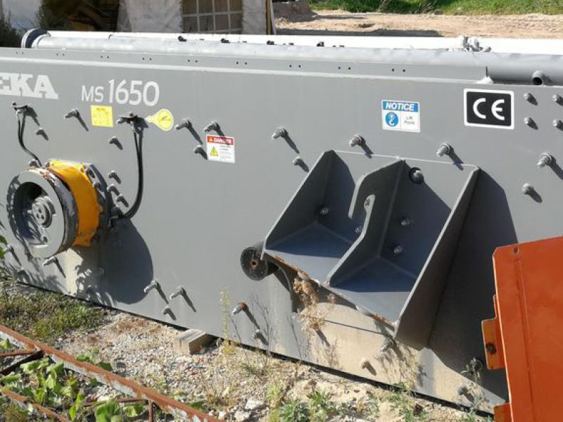 Screener MEKA MS1650_YOM 2016_unused - 5